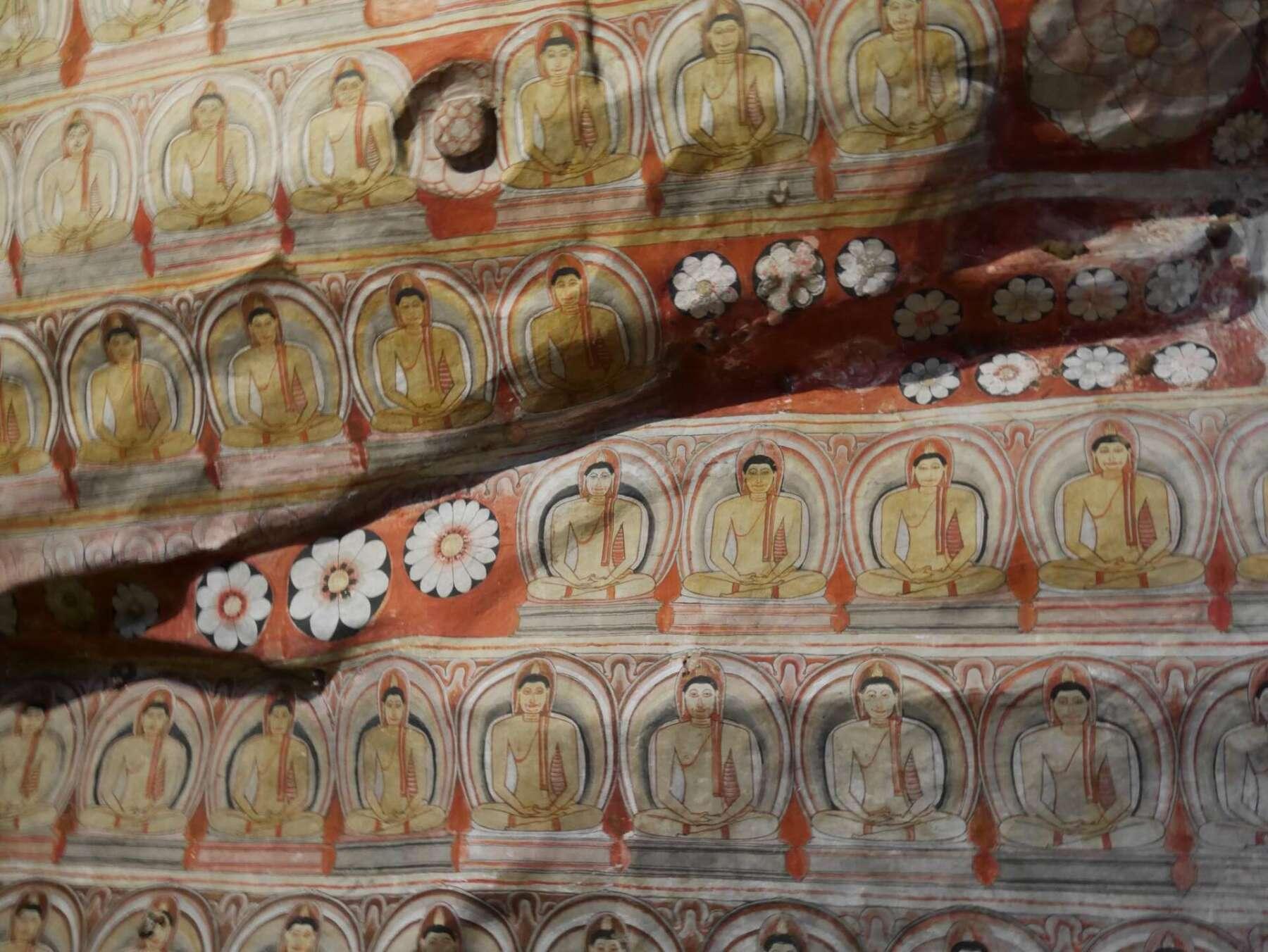 วัดถ้ำดัมบุลลา (Dambulla Cave Temple)