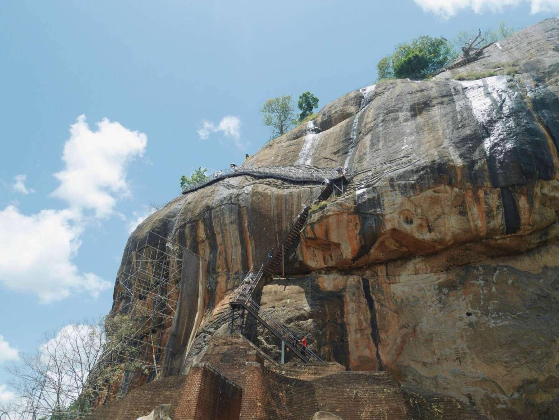Lion Rock สิกิริยา