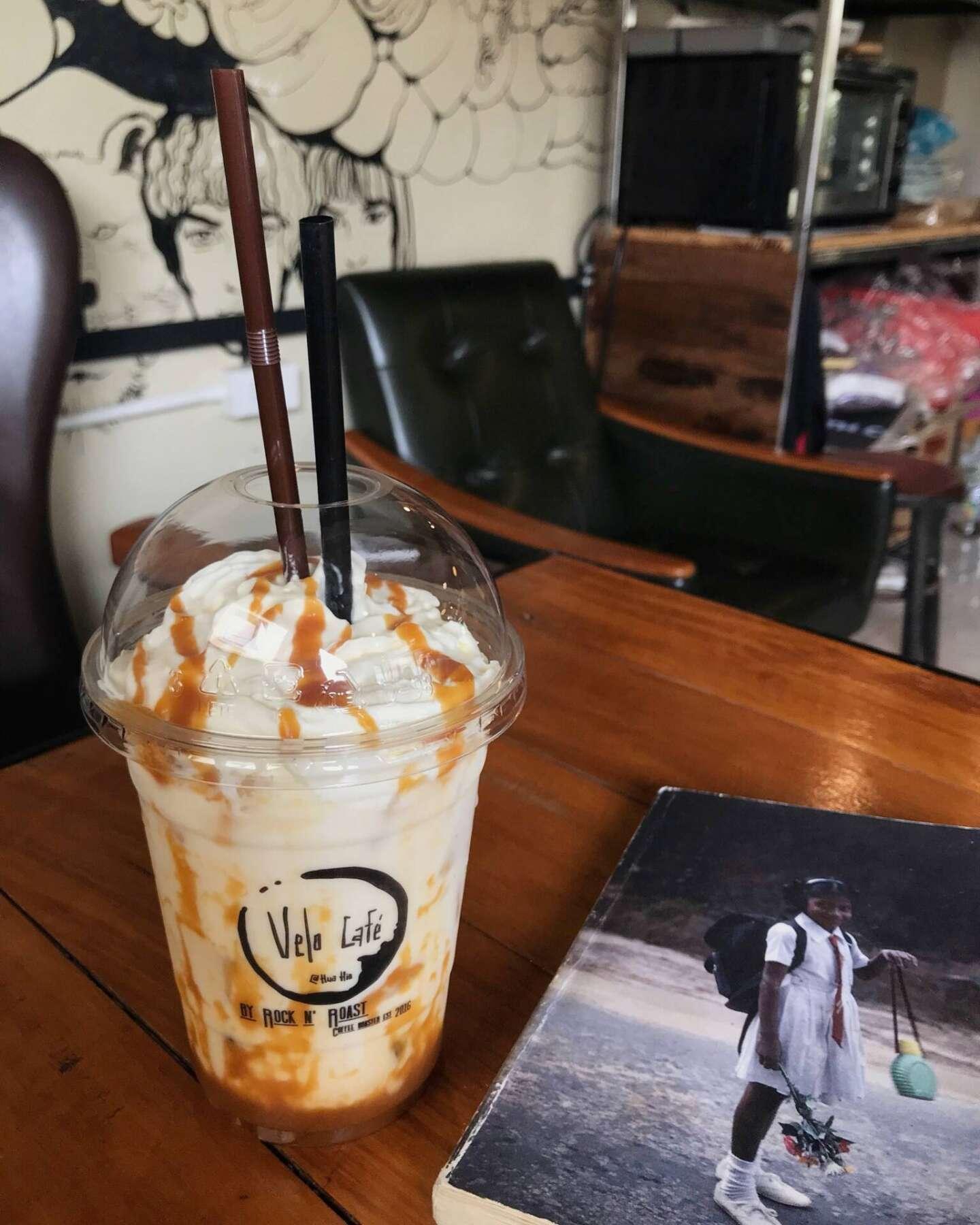 Velo Cafe หัวหิน