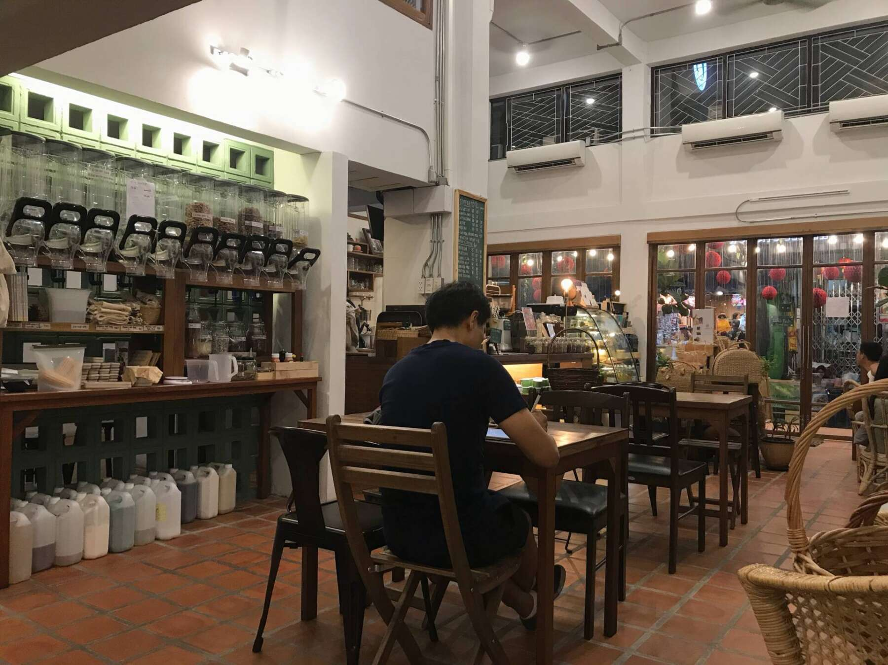Better Moon Cafe and Refill Station
