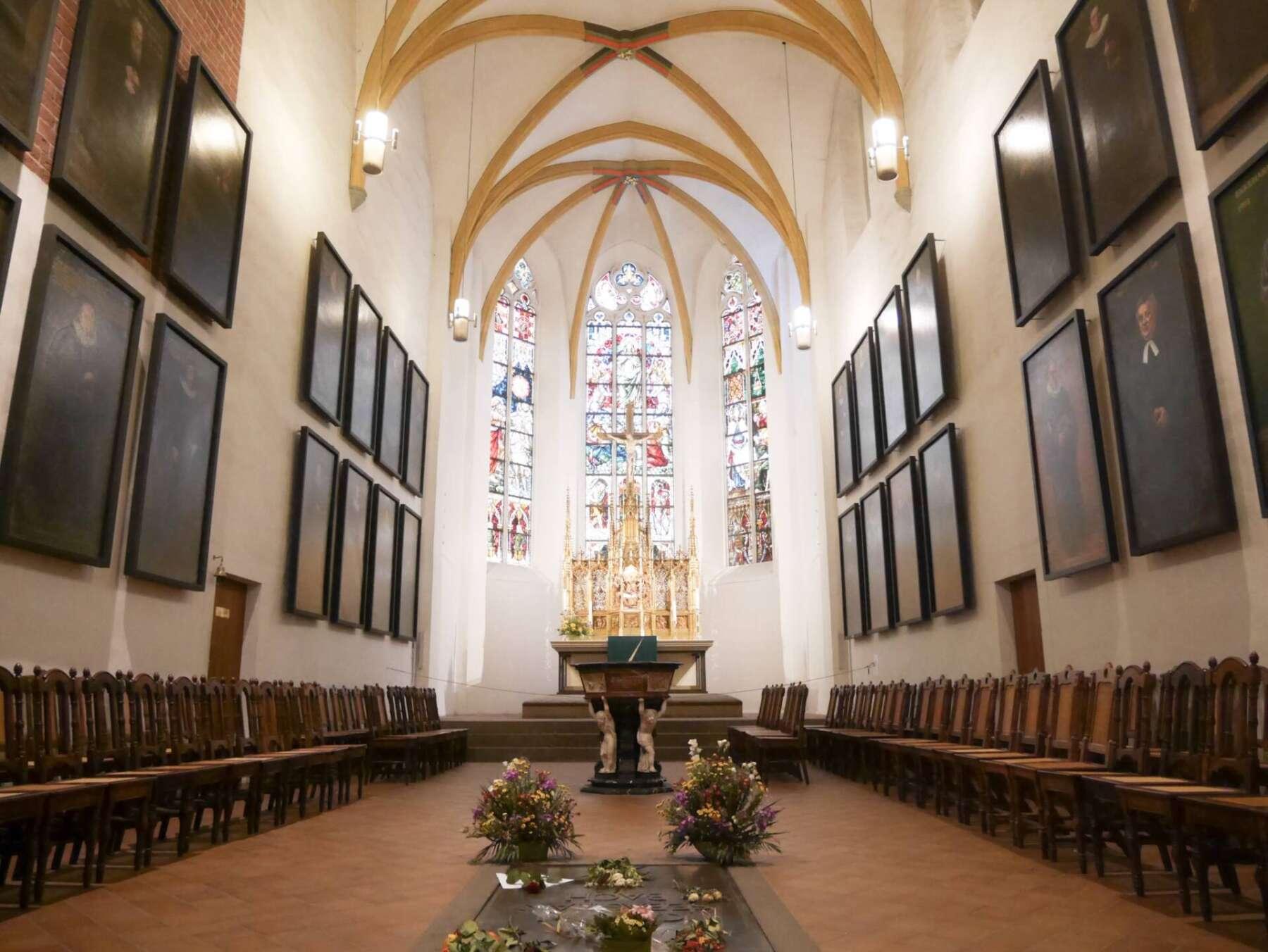 โบสถ์นักบุญโธมัส ไลพ์ซิก (St. Thomas Church Leipzig)