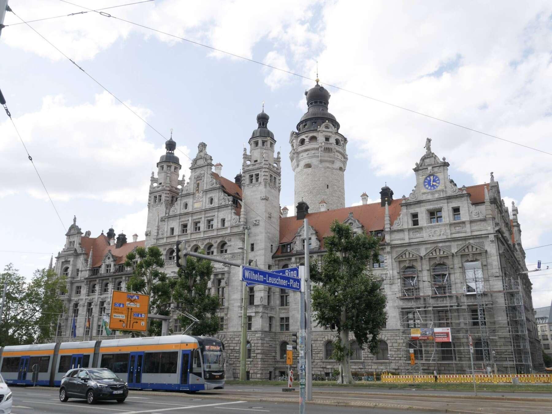ศาลากลางเมืองไลพ์ซิก (Leipzig City Hall)