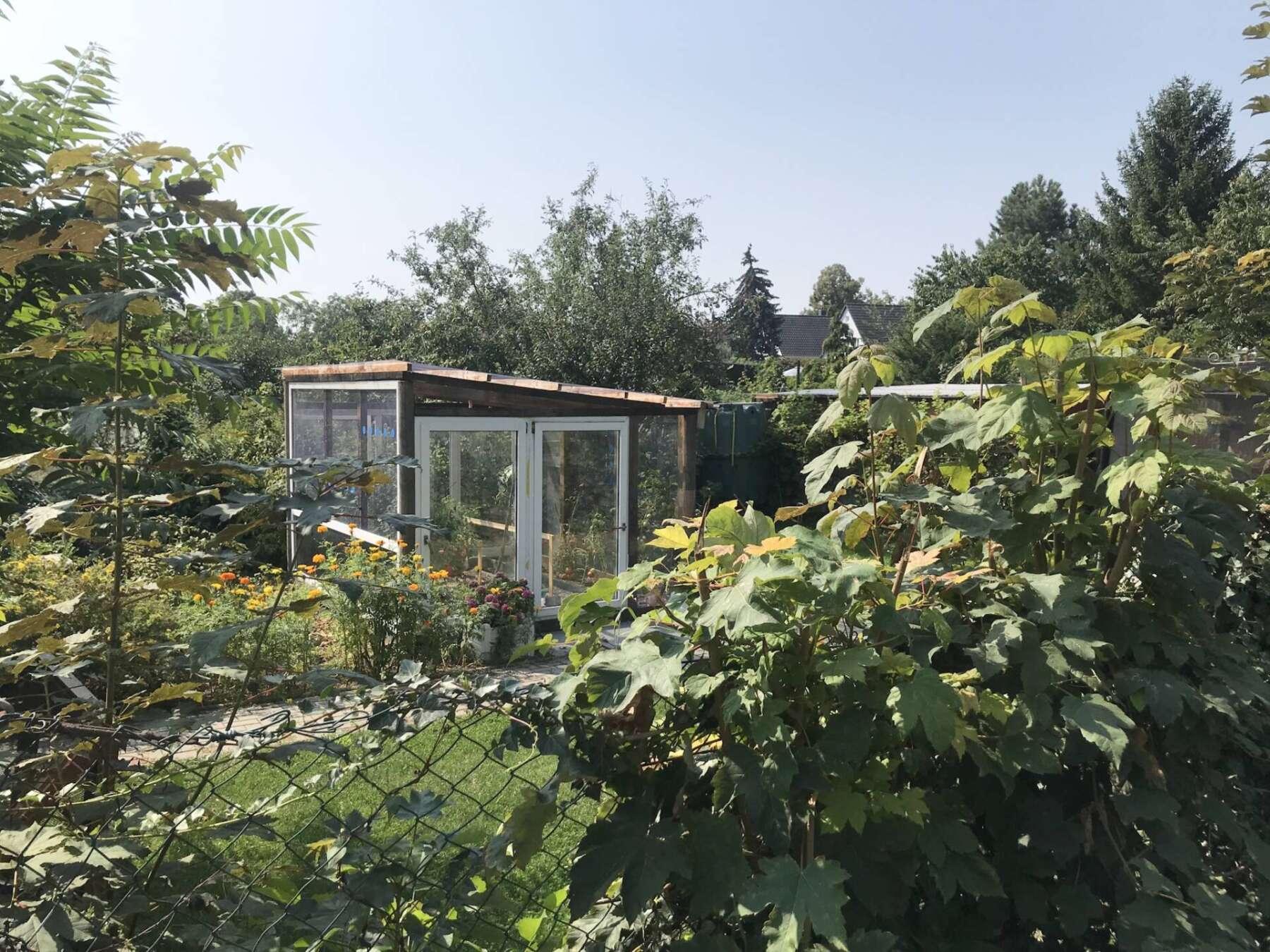 บ้านเล็กในสวนของคนไลพ์ซิก