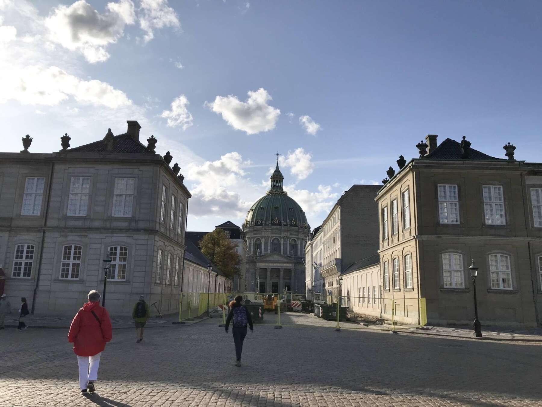 โบสถ์เฟรดเดอริค (Frederik's Church)