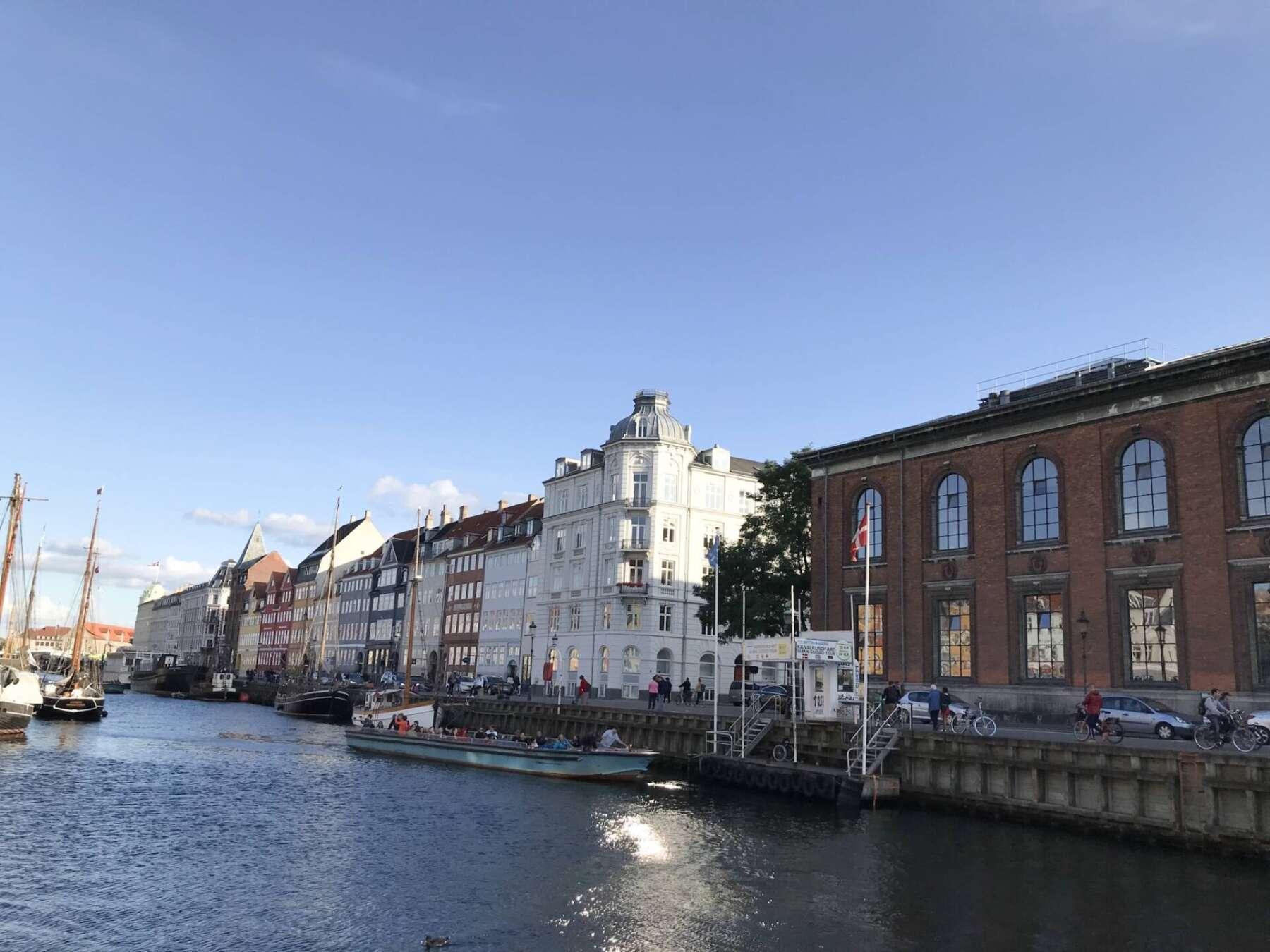 ท่าเรือนูฮาวน์ (Nyhavn)
