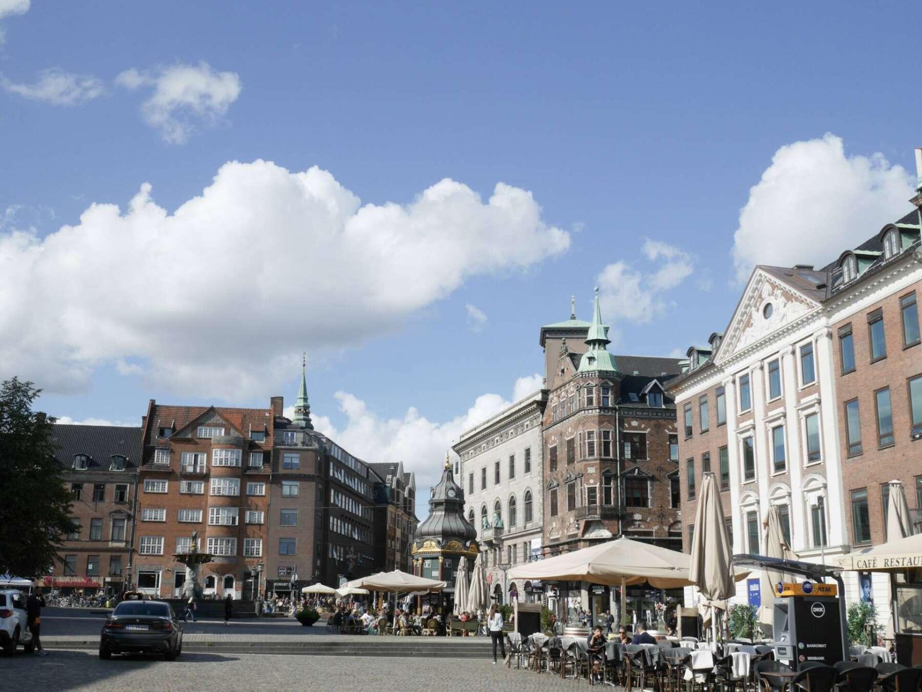 เที่ยวโคเปนเฮเกน (Copenhagen)