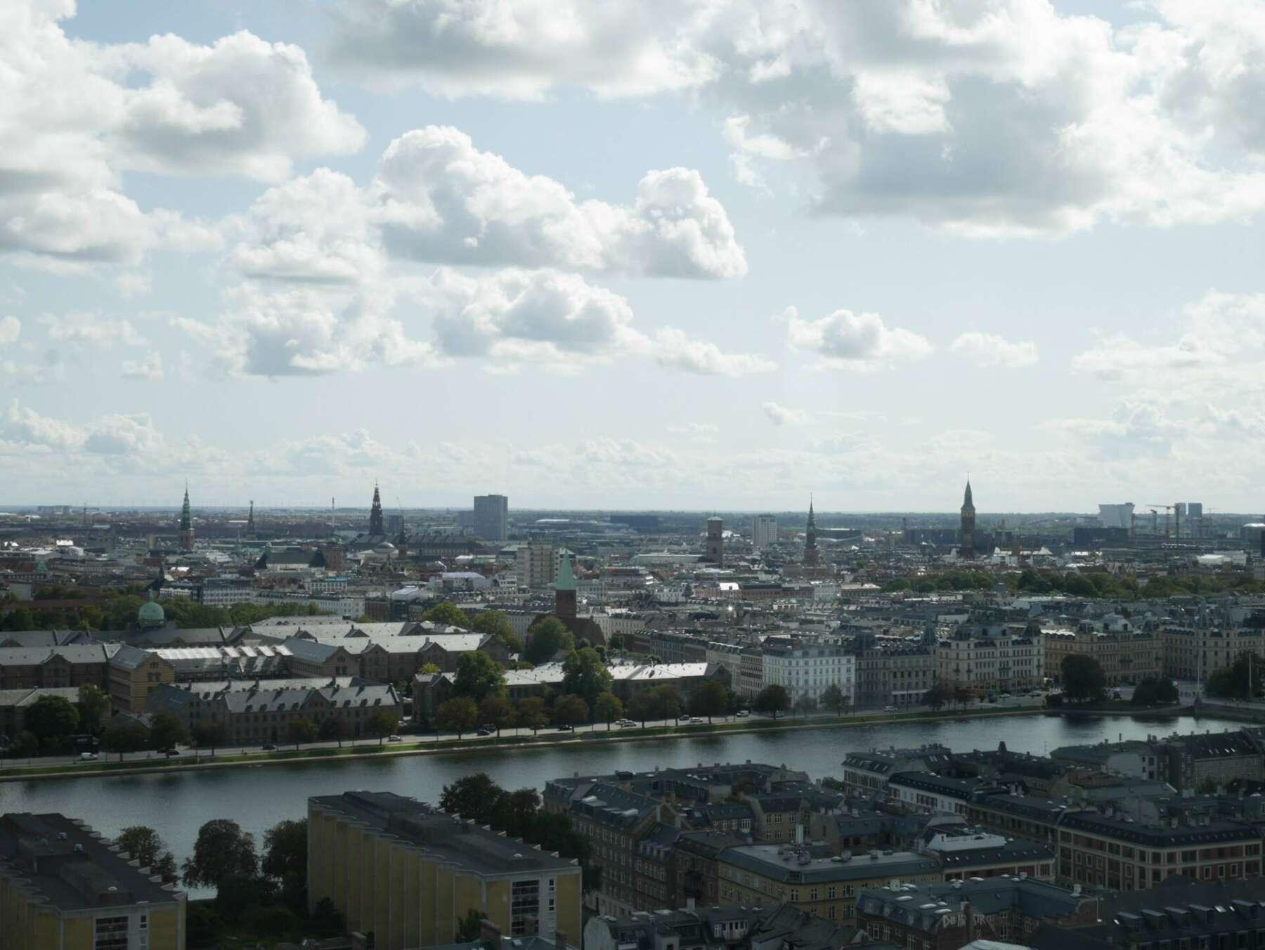 จุดชมวิวฟรีในโคเปนเฮเกน (Copenhagen)