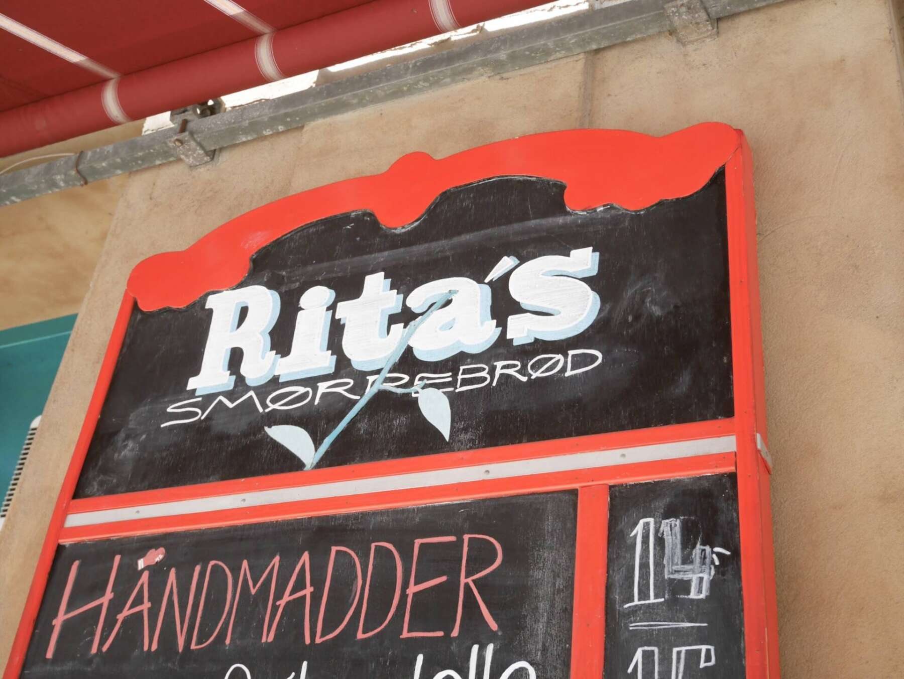 Ritas Smørrebrød