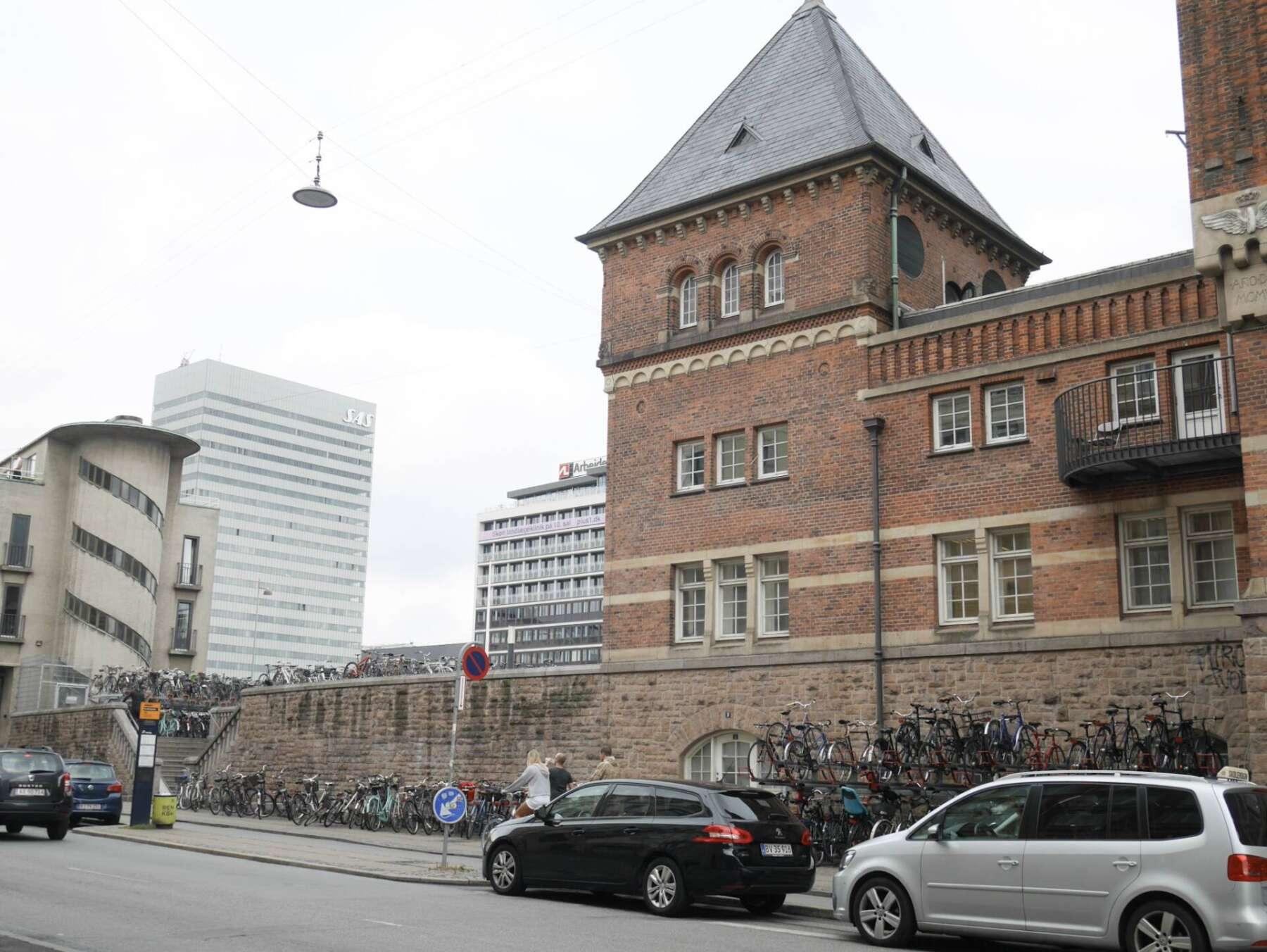 ที่จอดรถจักรยานในโคเปนเฮเกน (Copenhagen)