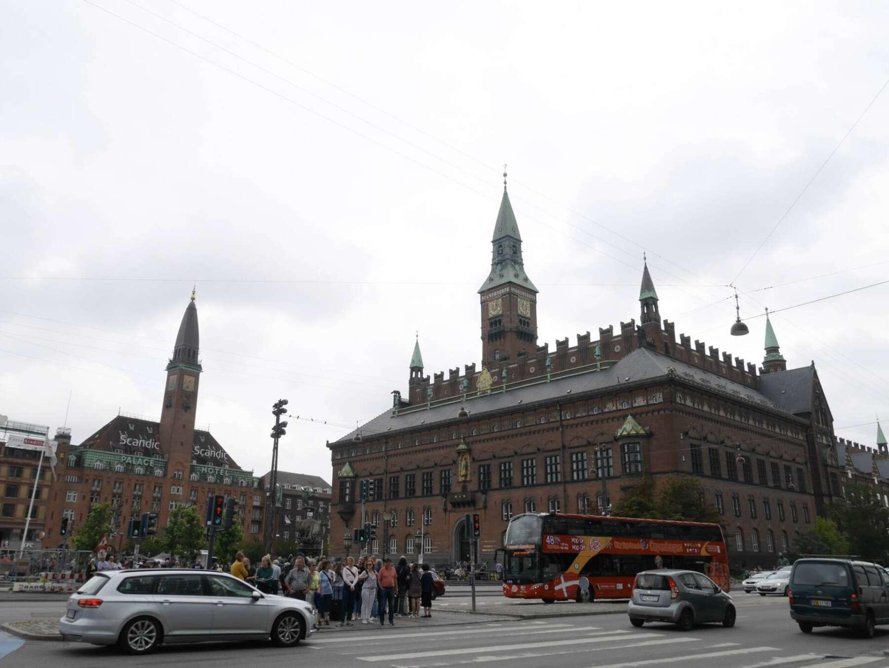 ศาลาว่าการเมืองโคเปนเฮเกน (Copenhagen City Hall)