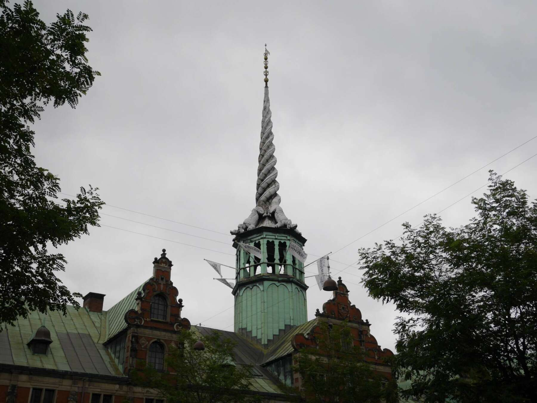 ตลาดหลักทรัพย์แห่งประเทศเดนมาร์ก (Copenhagen Stock Exchange)