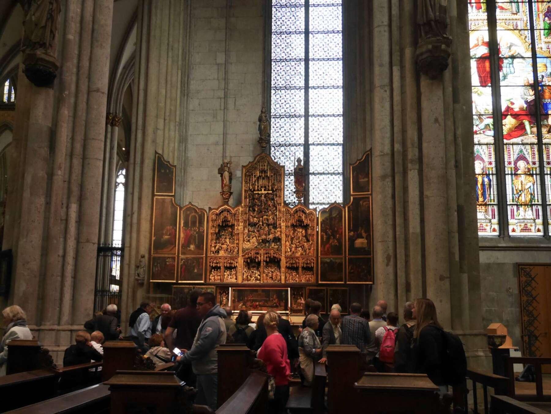 มหาวิหารโคโลญ (Cologne Cathedral)
