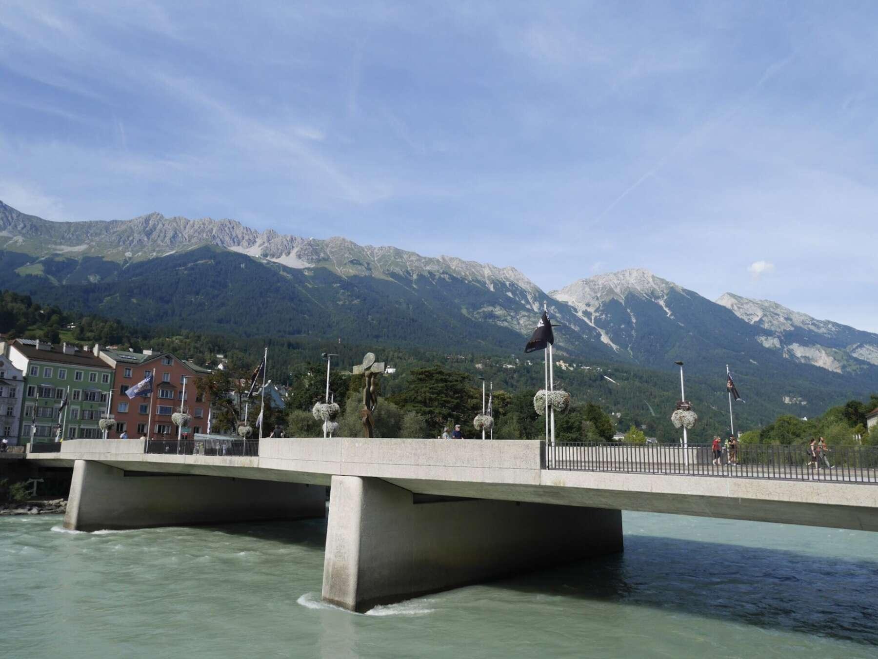 สะพาน Innbrücke