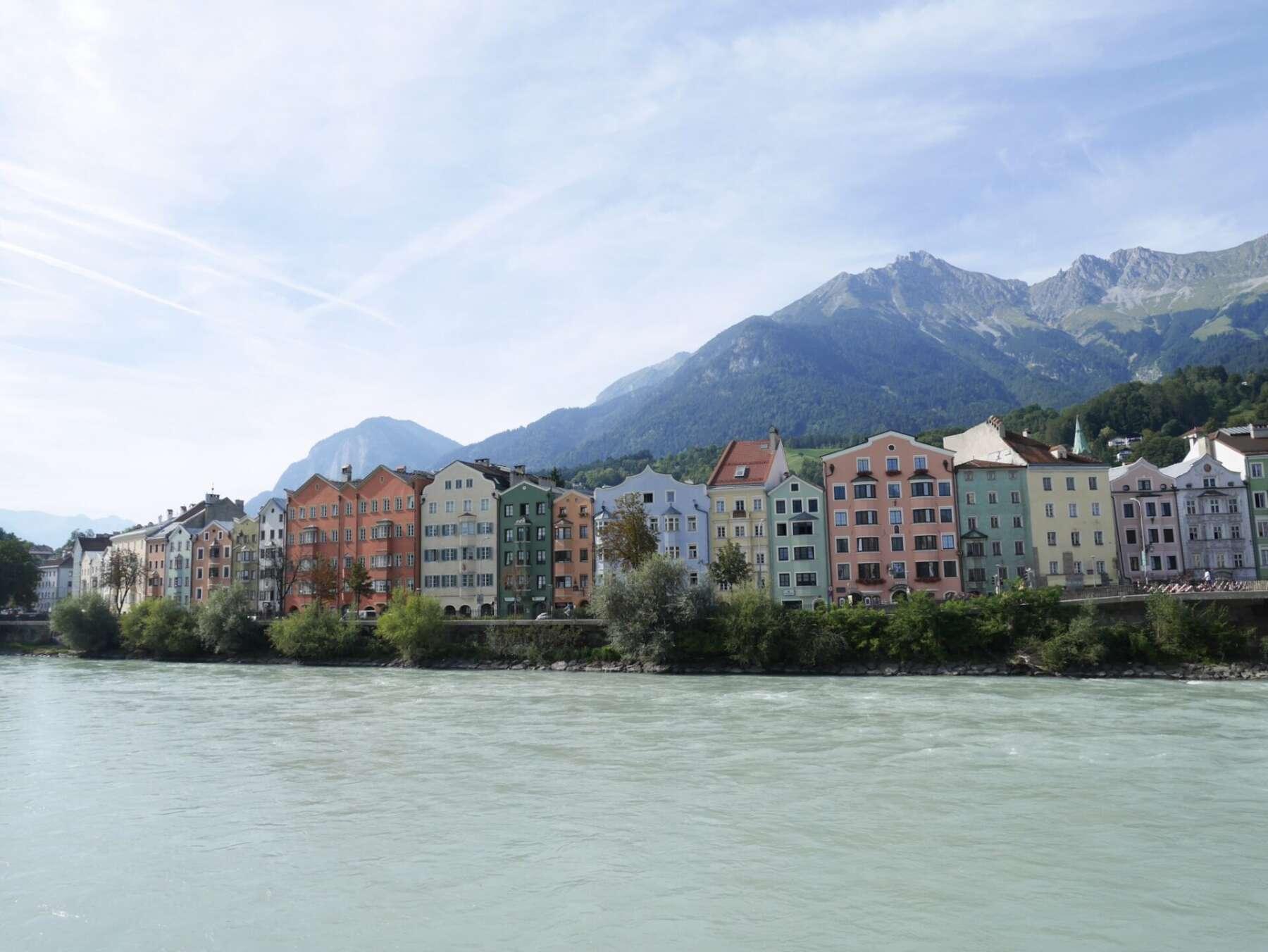 อินส์บรุค (Innsbruck) ออสเตรีย