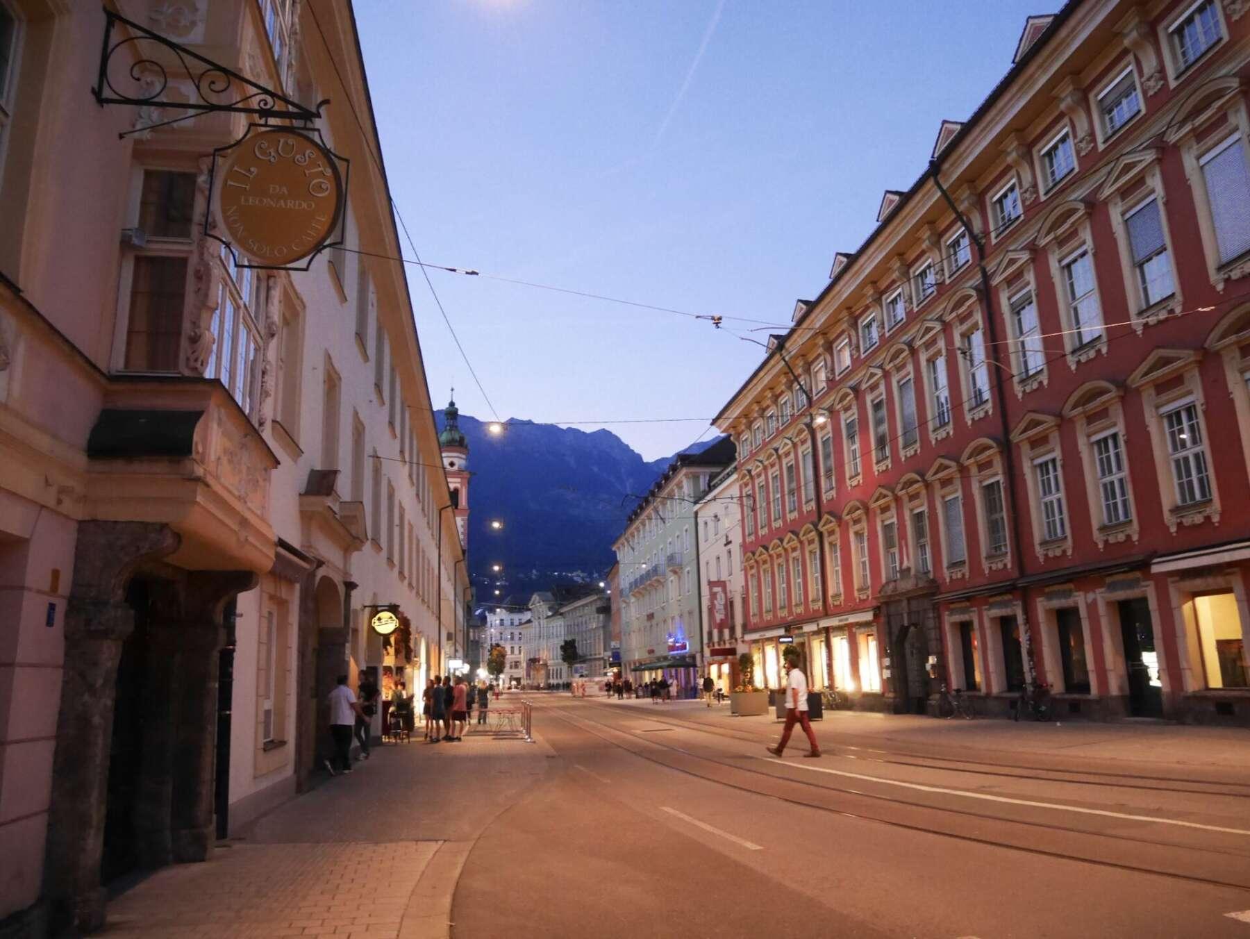 เที่ยวอินส์บรุค (Innsbruck) ออสเตรีย