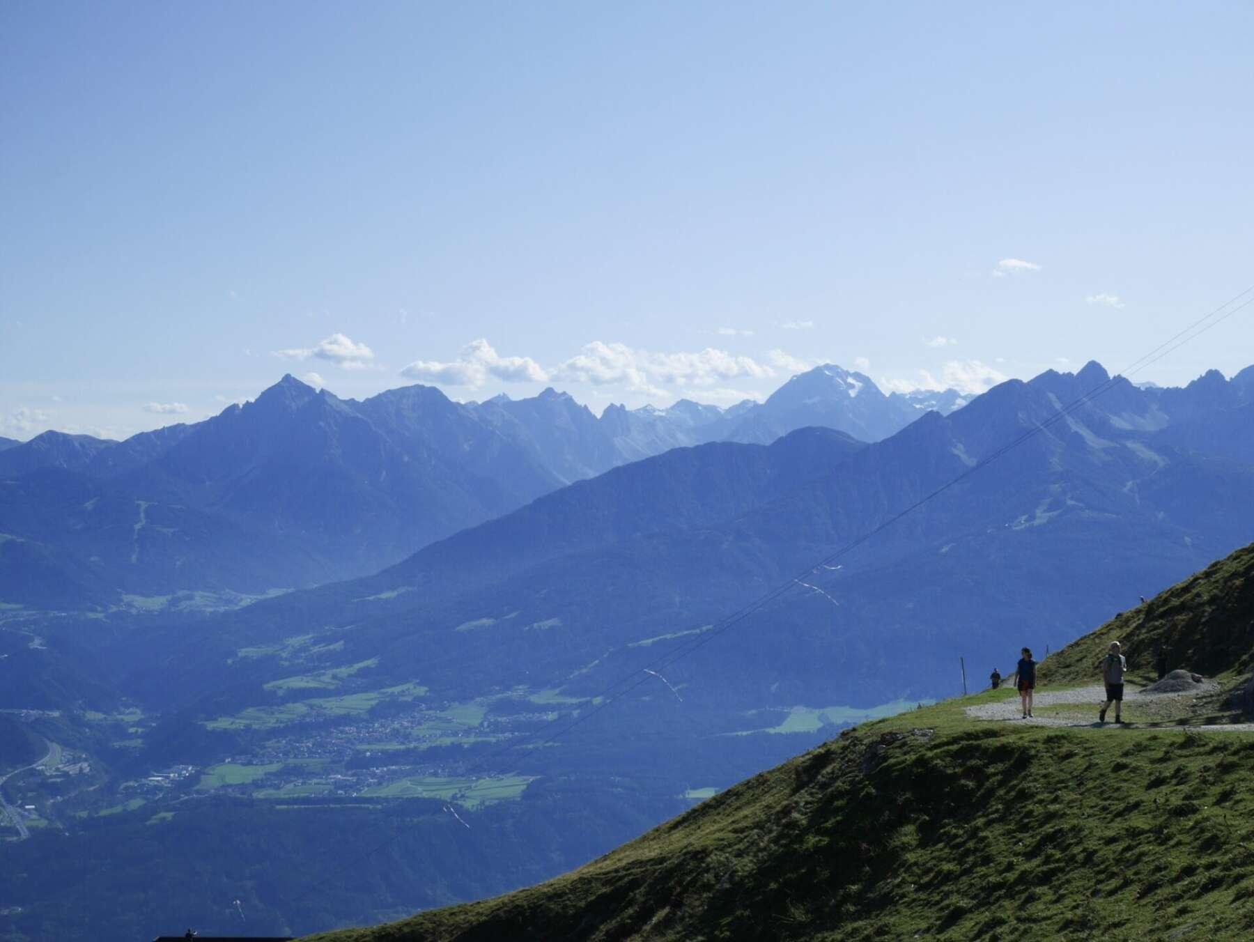 เมืองอินส์บรุค (Innsbruck) ประเทศออสเตรีย