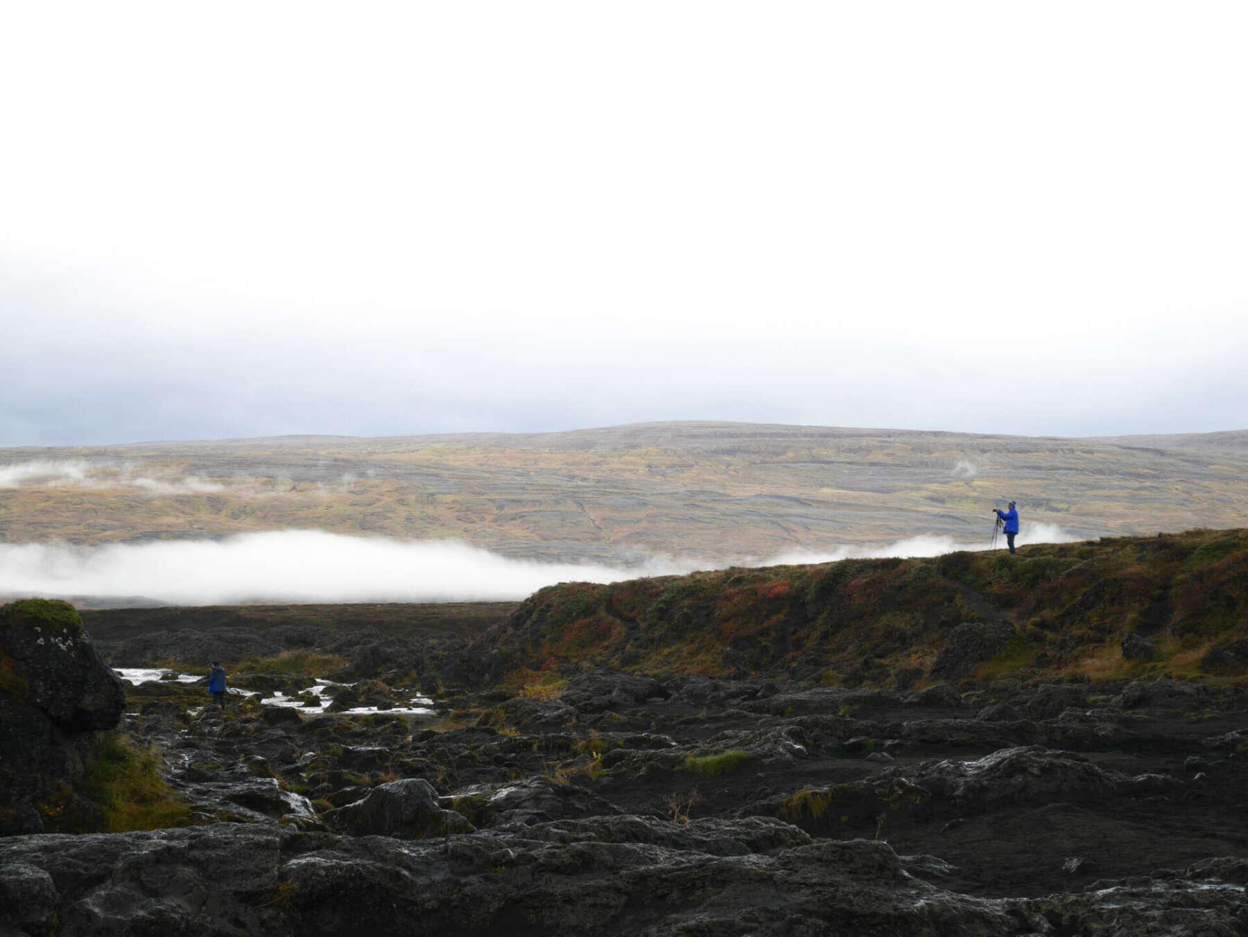 น้ำตกโกดาฟอสส์ (Godafoss waterfall)