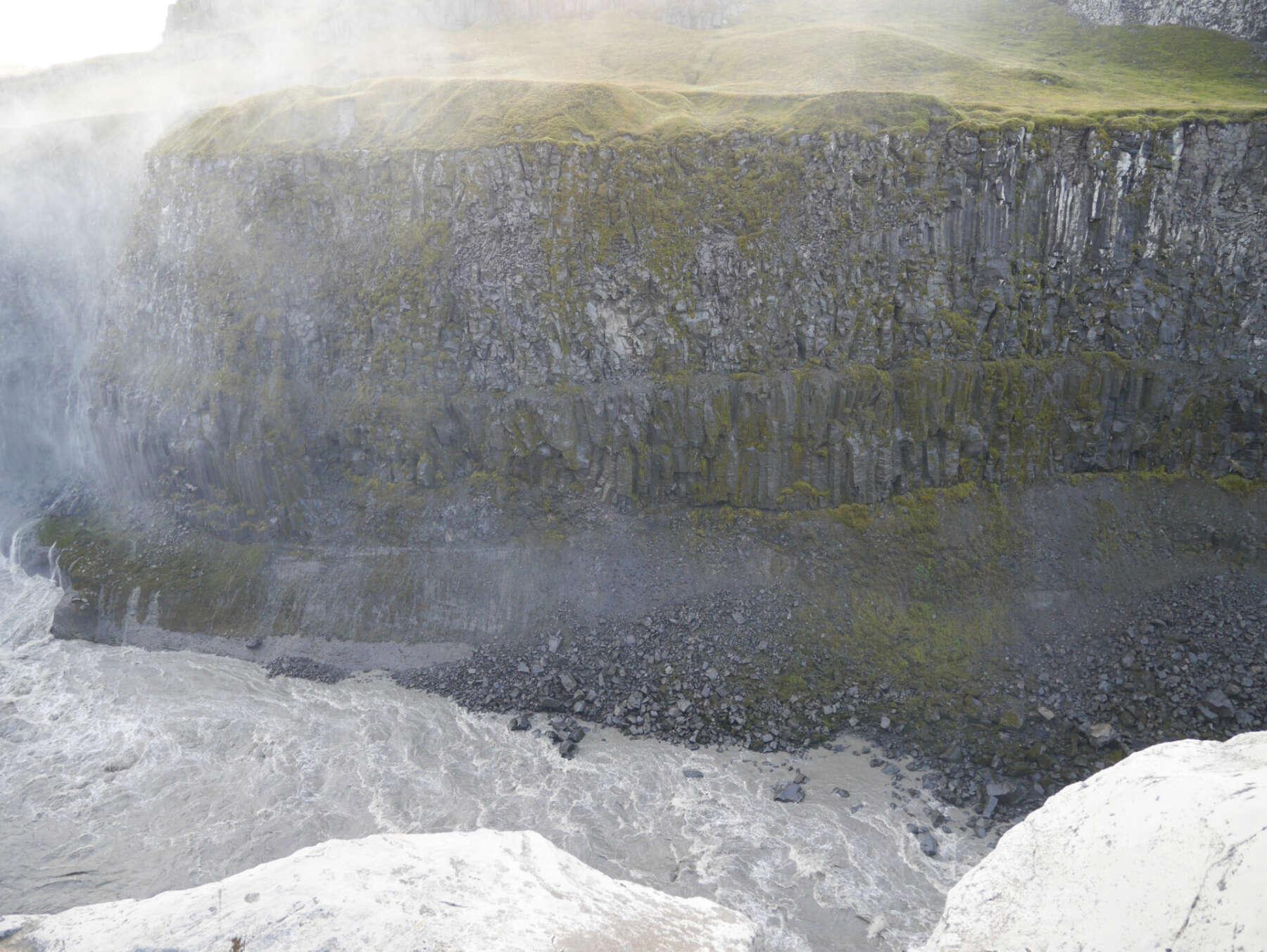 น้ำตกเดตตี้ฟอสส์ (Dettifoss waterfall)