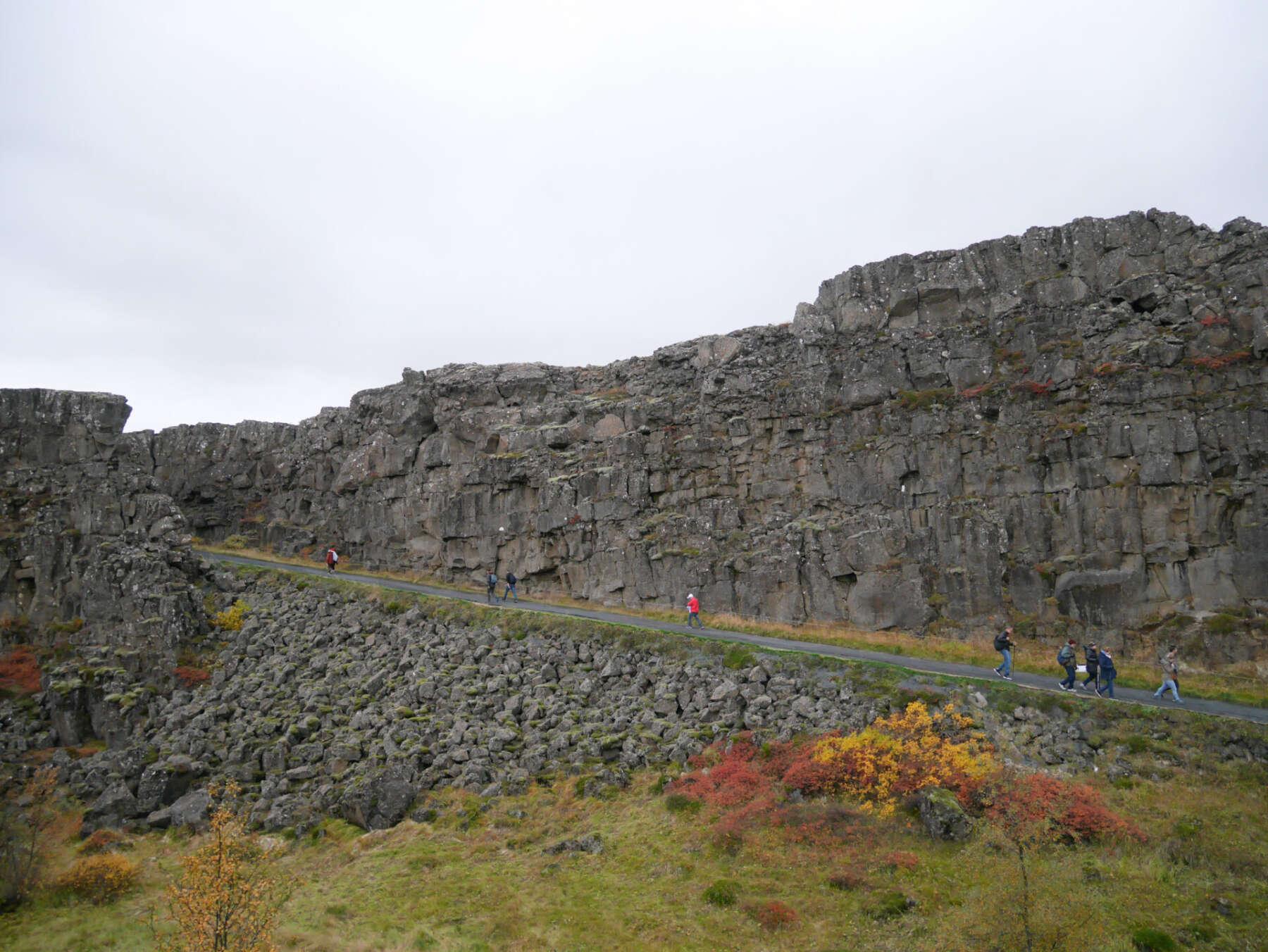 อุทยานแห่งชาติซิงเควลลิร์ (Thingvellir National Park)